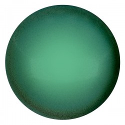 Cabochon par Puca®  18 mm Green Turquoise Pearl    - 1  pz