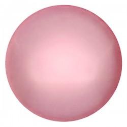 Cabochon par Puca®  18 mm Rose Pearl    - 1  pz
