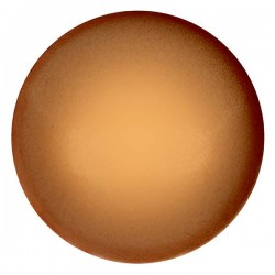 Cabochon par Puca®  25 mm Gold Pearl   - 1 pc