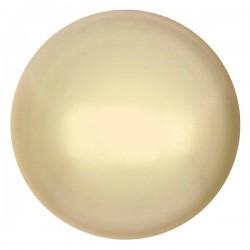 Cabochon par Puca®  25 mm Luster Opal  White   - 1  pz