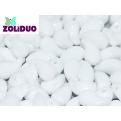 Zoliduo®  5 x 8  mm Hematite  Versione Destra  -  20 Pz