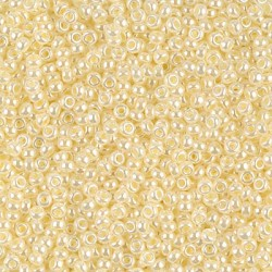Rocailles Miyuki 11/0  Butter Cream Ceylon  - 10 g - cod. 0527