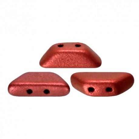 Tinos® par Puca® 4x10 mm  Opaque White  - 10 g