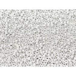 Miyuki Round Seed Beads  11/0 Crystal Labrador Full - 10 g