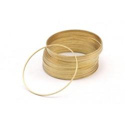 Brass Circle  Link   45 mm   - 1 pc