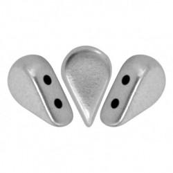 Amos® par Puca® 5x8 mm Silver Aluminium   Mat     - 10 g