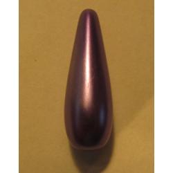 Goccia Resina  30x10 mm Violet  Pearl  -  1 pz