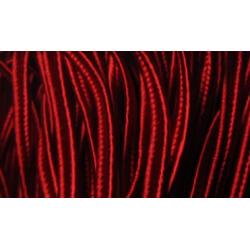 Cordoncino Soutache  4 mm  Rosso  - 2 m