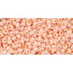 Rocailles Toho 11/0 Ceylon Apricot