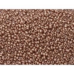 Miyuki Round Seed Beads  15/0  Vintage Copper     - 10 g