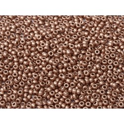 Rocailles Miyuki 15/0 Vintage Copper  - 10 g