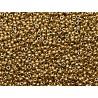 Miyuki Round Seed Beads  15/0    Aztec Gold   - 10 g