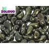 Zoliduo®  5 x 8  mm Jet Red Luster   Versione Destra  -  20 Pz