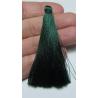 Nappina Seta  7 cm Verde  Scuro  -  1 pz