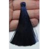 Nappina Seta  7 cm  Blu Scuro  - 1 pz