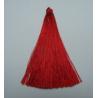 Nappina Seta  7 cm Rossa   - 1 pz