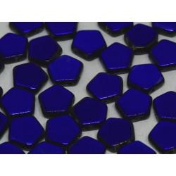 Pego Beads  10 mm  Crystal Full Azuro  -  5 pz