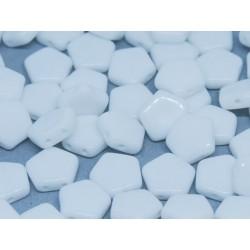 Pego Beads  10 mm Chalk White  -  5 pz