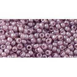 Rocailles Toho 11/0 Ceylon Grape Mist