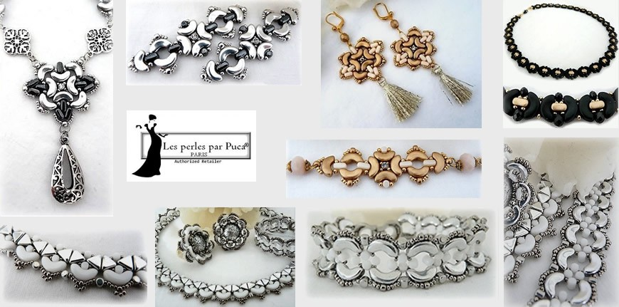 Les perles par Puca®