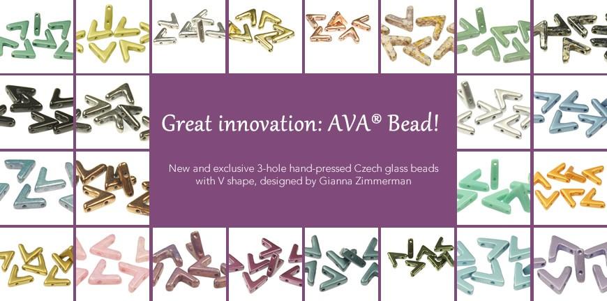 New AVA Beads