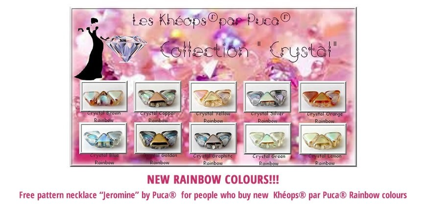 NEW RAINBOW COLOURS!!! COOMING SOON