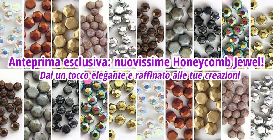 Honeycomb - Dai un tocco elegante e raffinato alle tue creazioni