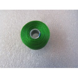 S-Lon Bead Cord AA  0.25 mm TEX 35   Green   - 1 Spool  68 m