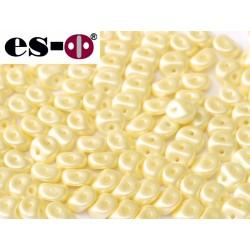 Es-O Beads 5 mm Pastel Cream - 5 g