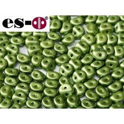 Es-O Beads 5 mm Pastel Olivine - 5 g