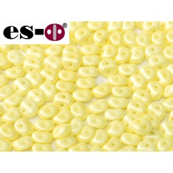 Es-O Beads 5 mm Pastel Yellow - 5 g