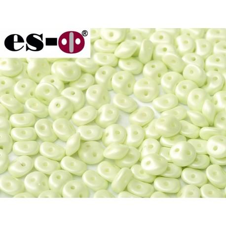 Es-O Beads 5 mm Pastel Green - 5 g