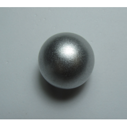 Bola Ball for Pregnancy Pendant Ball 16 mm Silver - 1 pc