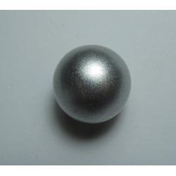 Pallina Bola Messicana 16 mm Argentata - 1 pz