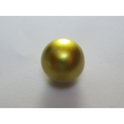 Bola Ball for Pregnancy Pendant Ball 16 mm Gold Colour  - 1 pc