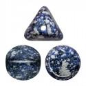 Ilos® par Puca® 5x5 mm Tweedy Blue  - 10 g