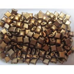 Wibeduo®  8 x 8  mm Metallic Mix  -  20 Pz