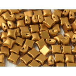 Wibeduo®  8 x 8 mm  Brass Gold  -  20 Pcs