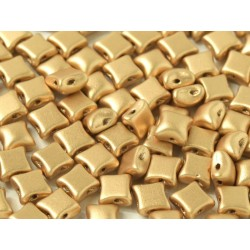 Wibeduo®  8 x 8 mm  Aztec Gold  -  20 Pcs