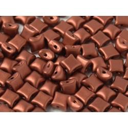 Wibeduo® 8 x 8 mm Copper - 20 Pz