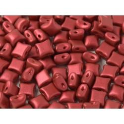 Wibeduo® 8 x 8 mm Lava Red - 20 Pz