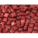 Wibeduo®  8 x 8 mm Lava Red -  20 Pcs