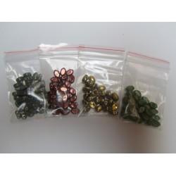 Trial Set  n. 2 new colours  par Puca®  - 1 pack