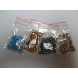 Trial Set  n. 3  new colours  par Puca®  - 1 pack
