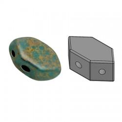 PAROS® par Puca® 7 X 4 mm Metallic Mat Beige - 10 g
