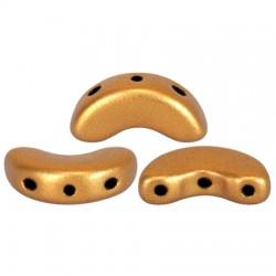 Arcos® par Puca® 5x10 mm Bronze Gold Mat - 10 g