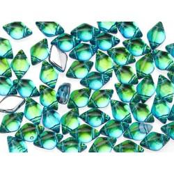 GemDuo  8 x 5 mm  Backlit Aquasol  - 5 g
