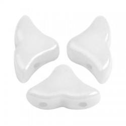 Helios® par Puca® 6x10 mm Opaque White - 10 g