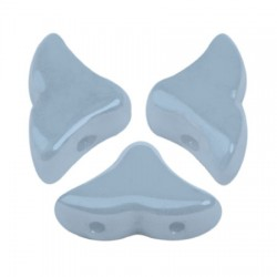 Helios® par Puca® 6x10 mm Opaque Blue Ceramic Look - 10 g