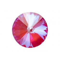 Swarovski Rivoli 1122 14 mm Crystal Royal Red DeLite - 1 pc